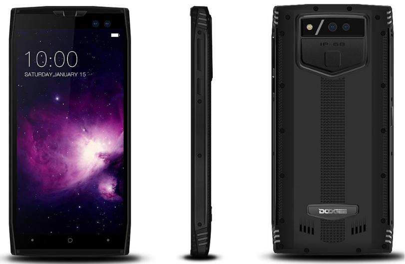 Nově v nabídce odolný telefon Doogee S50
