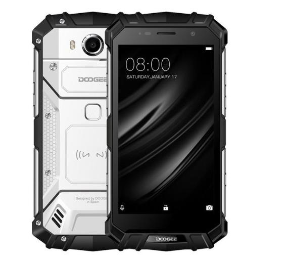 Nový odolný telefon Doogee S60 Lite skladem