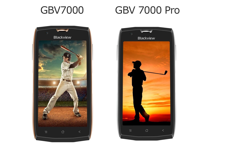 iGET Blackview GBV7000 a GBV7000 Pro ve slevě