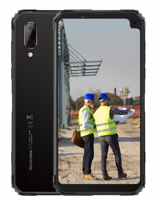 Nově skladem odolný telefon iGET Blackview GBV6100