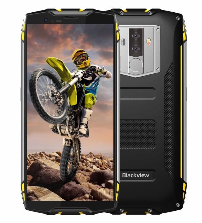 Nově skladem odolný telefon iGET Blackview GBV6800 Pro