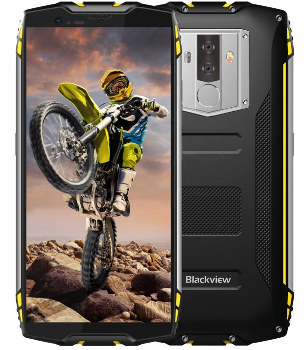 Sleva na odolný telefon iGET Blackview GBV6800 Pro