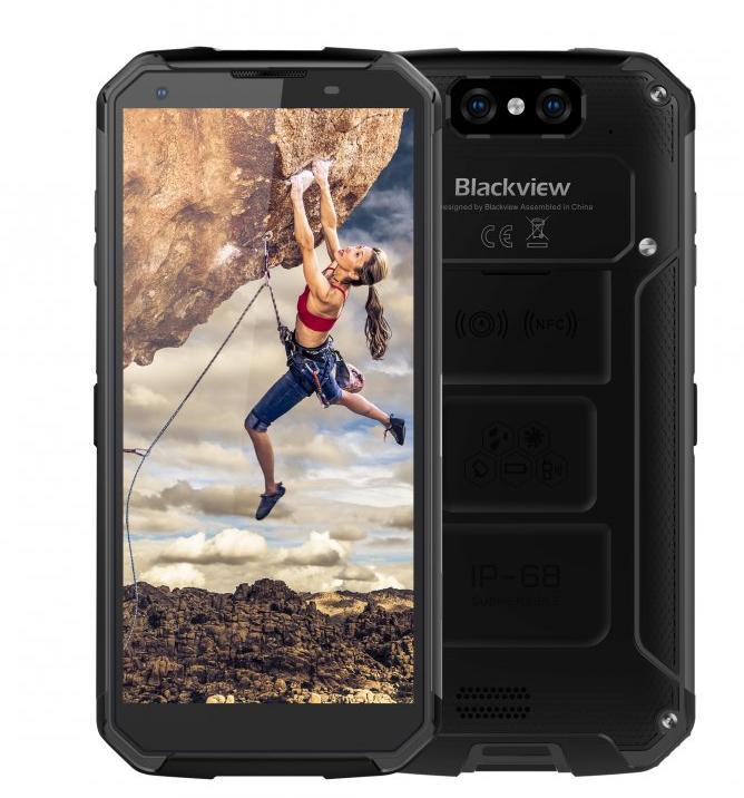 Nově skladem iGET Blackview GBV9500 Plus