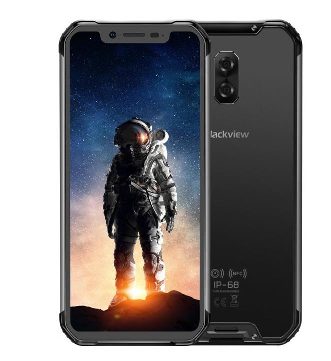 Nově skladem iGET Blackview GBV9600 Pro model 2019