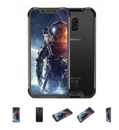 Nově skladem odolný telefon iGET Blackview GBV9600 Pro