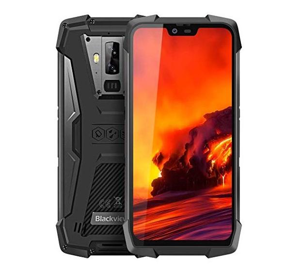 Odolný telefon iGET Blackview GBV9700 Pro dostupný SKLADEM