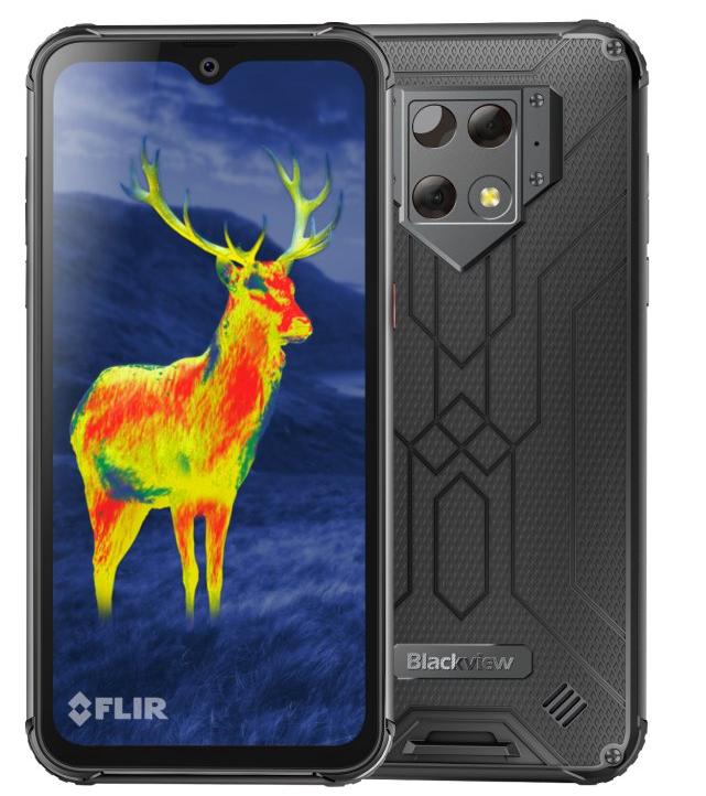 Nové odolné telefony iGET Blackview k předobjednání