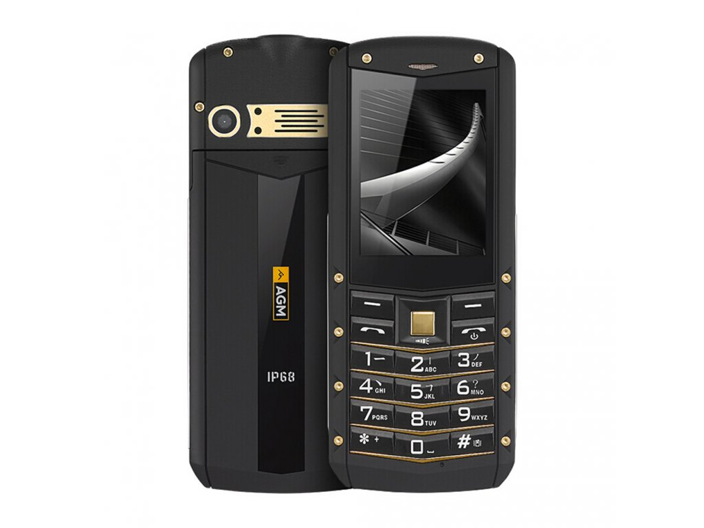 Odolný telefon AGM M2 ve slevě