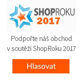 Soutěžíme v ShopRoku 2017