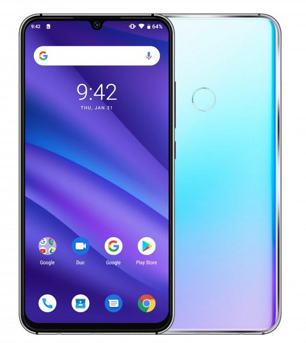 Nový mobilní telefon UMIDIGI A5 Pro je dostupný skladem