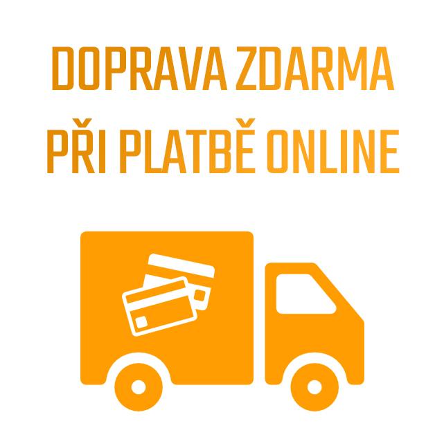 Doprava zdarma - banner