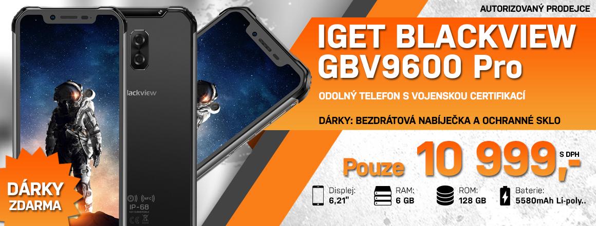 Odolný telefon GBV9600