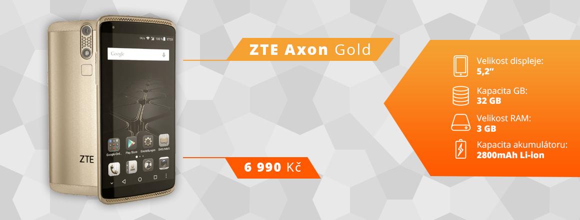 Mobilní telefon ZTE Axon Mini