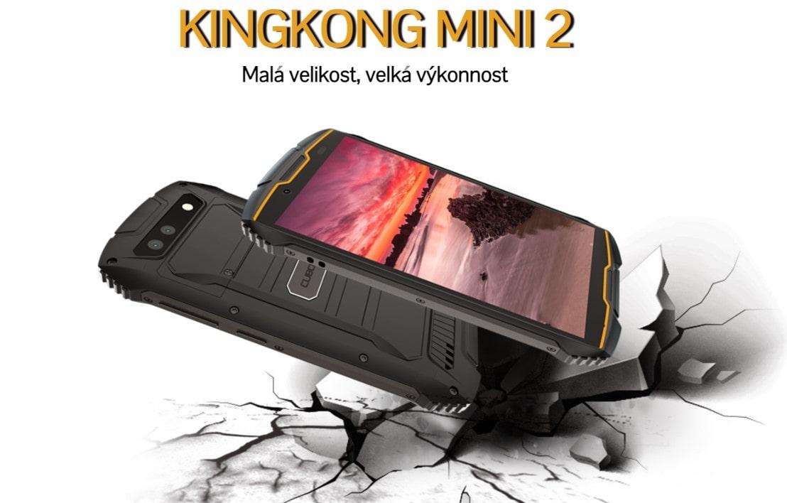 Cubot King Kong Mini 2 úvodní obrázek
