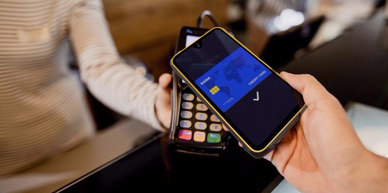 Cubot King Kong 5 Pro platby s NFC přes Google Pay