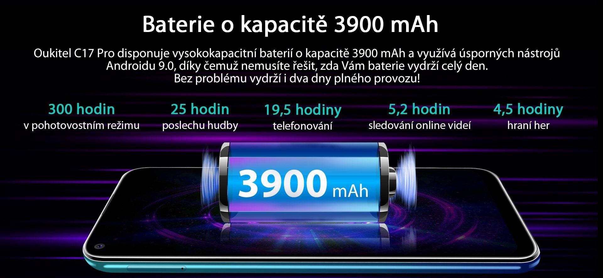 Oukitel-C17-Pro-baterie