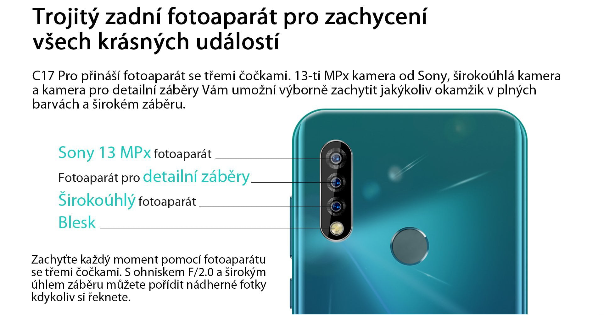 Oukitel-C17-Pro-fotoaparat