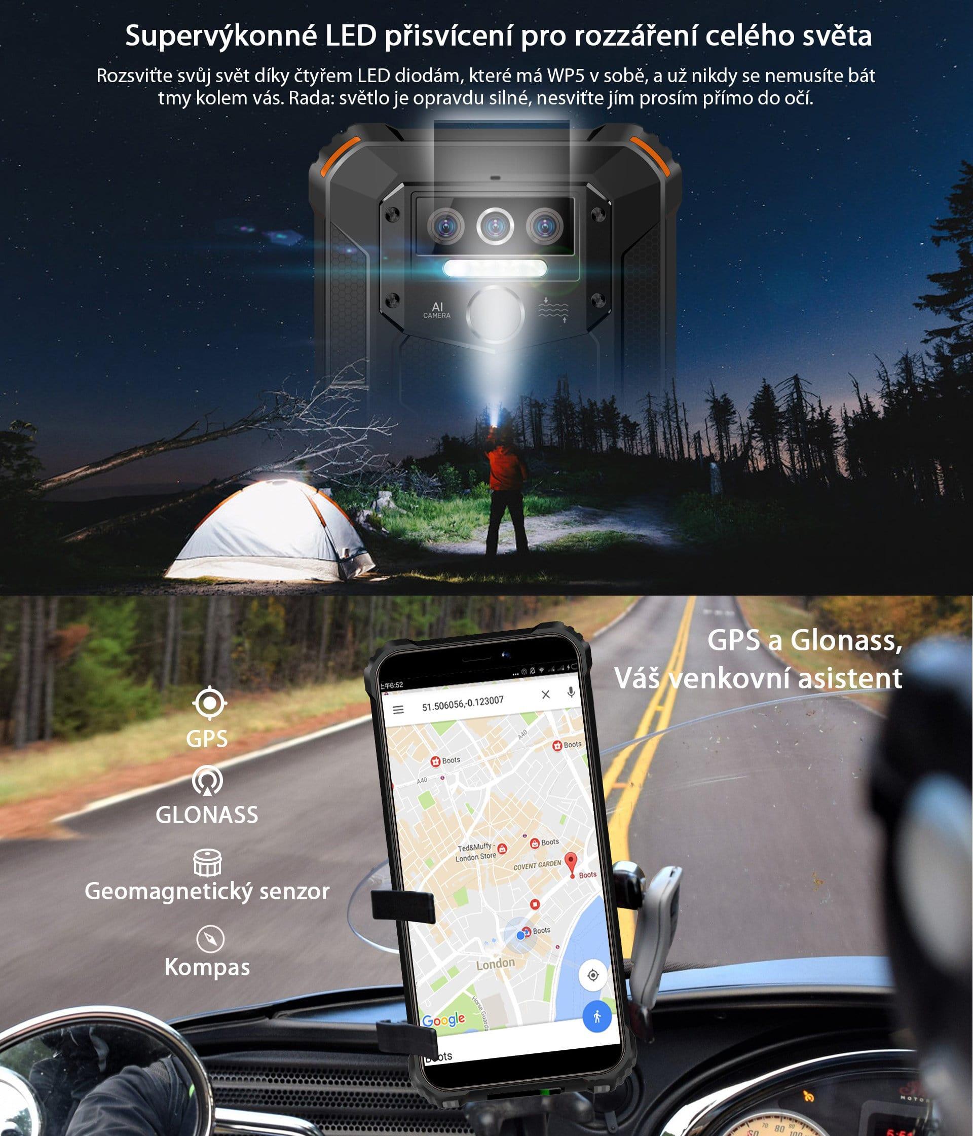 Oukitel-WP5-senzory