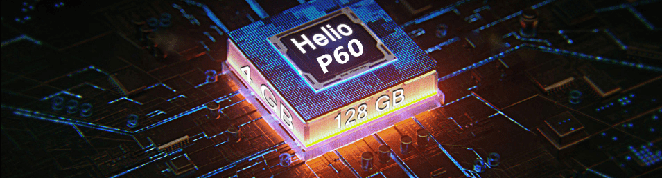 Oukitel WP6 4GB/128GB procesor