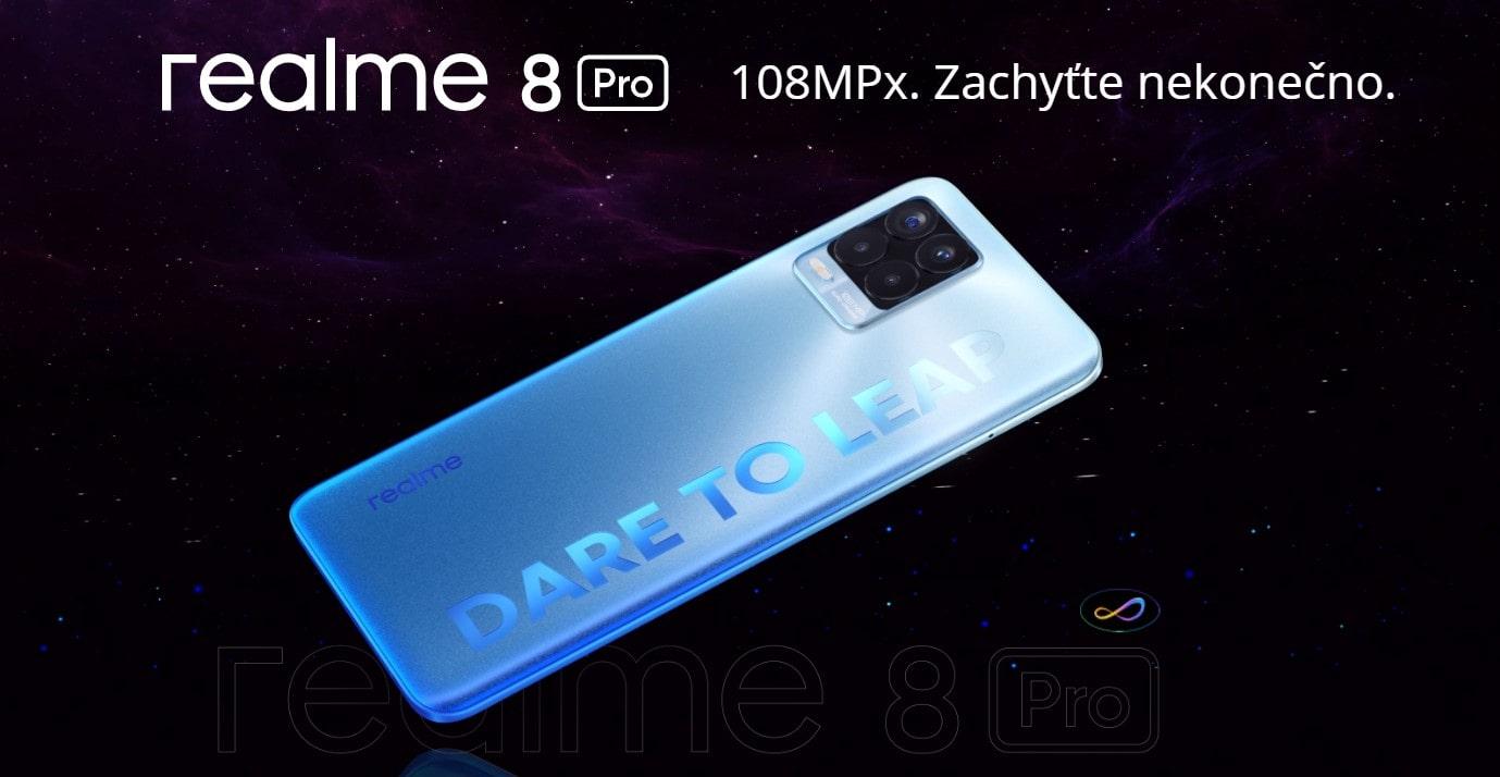 Realme 8 Pro s 8GB