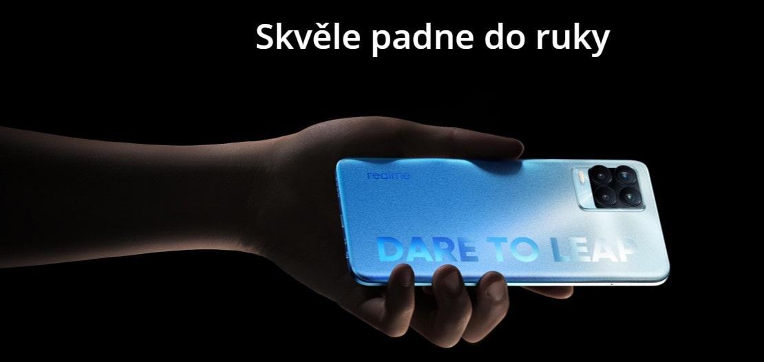 Realme 8 Pro s 8GB vzhled