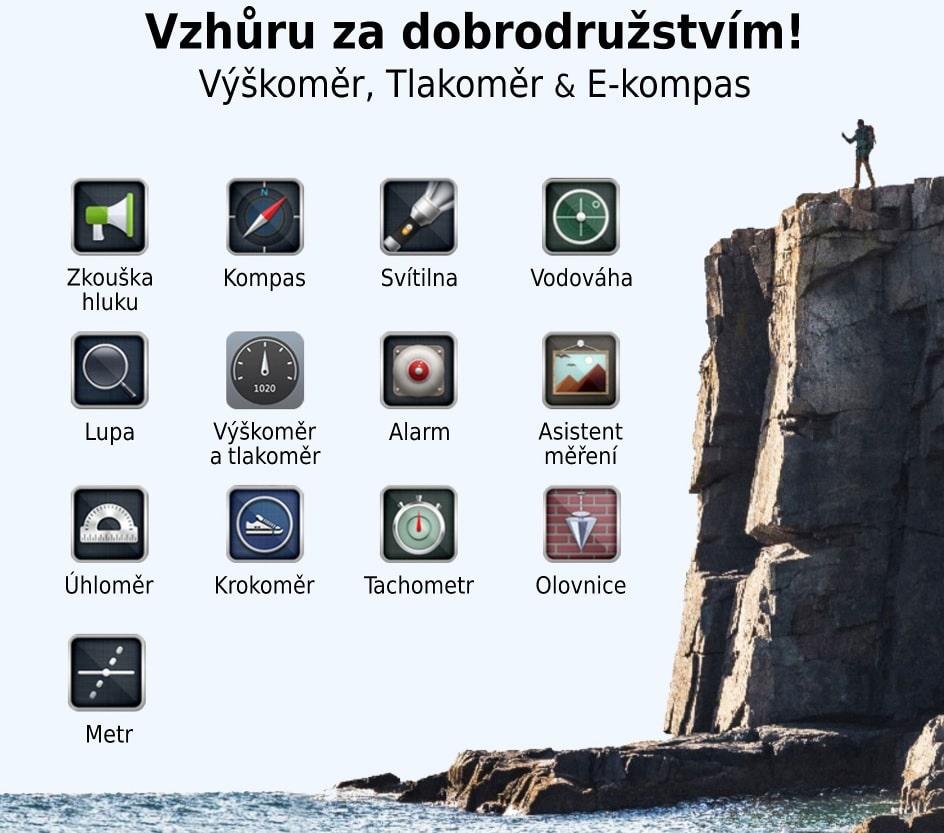 UMIDIGI BISON aplikace