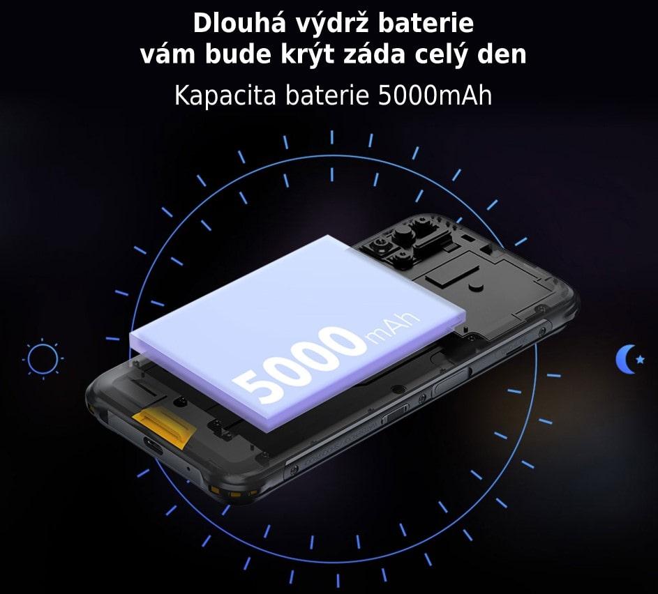 UMIDIGI BISON baterie