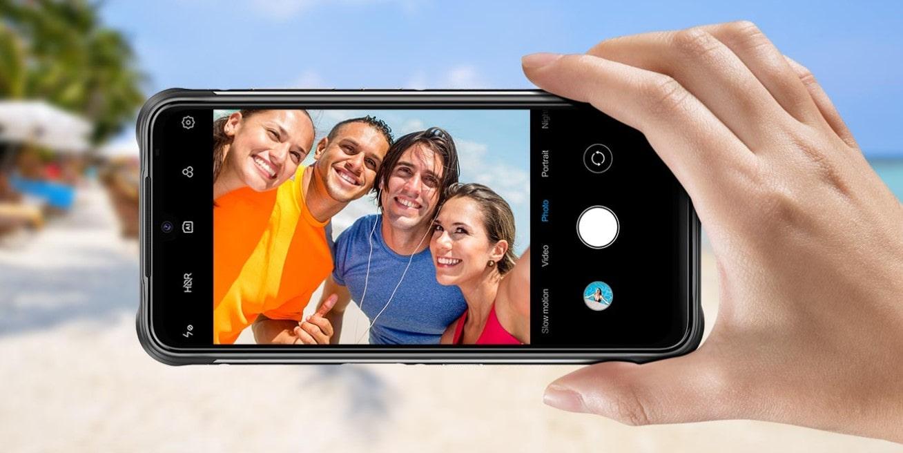 UMIDIGI BISON selfie kamera