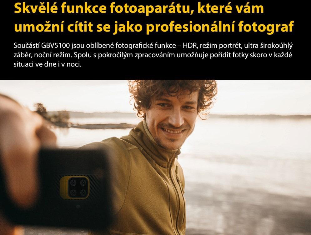 GBV5100 foťák