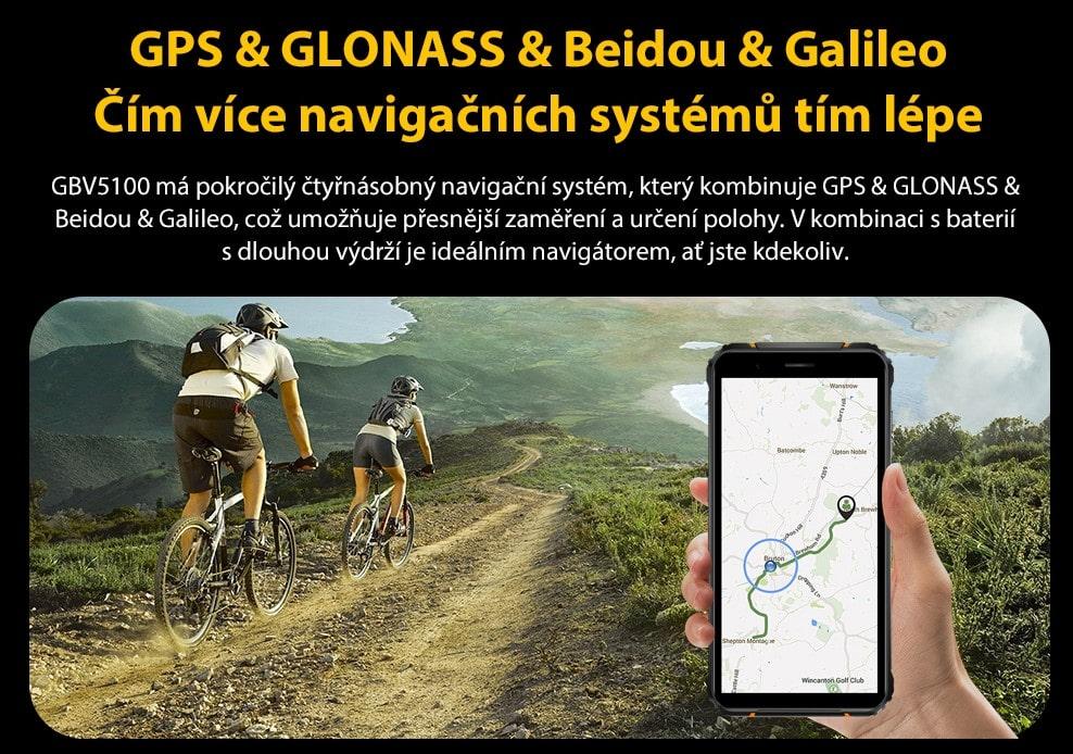 GBV5100 navigace