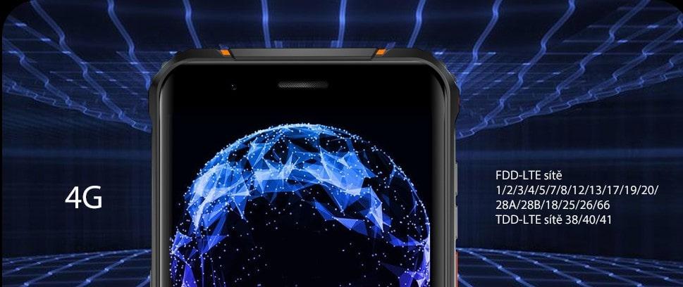 GBV5100 mobilní sítě