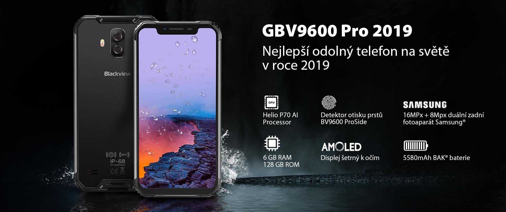 GBV9600 Pro 2019