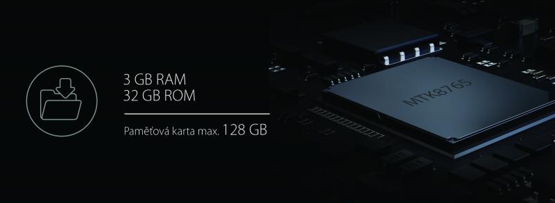 iGET SMART L103 kapacita