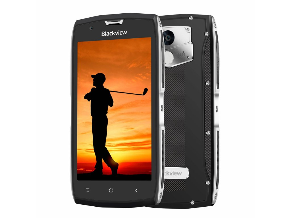 iGET Blackview GBV7000 PRO selver IPATO 12