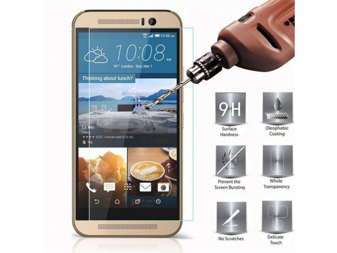 Tempered Glass For HTC Desire 310 320 500 520 526 530 600 630 Transparent Screen Protector