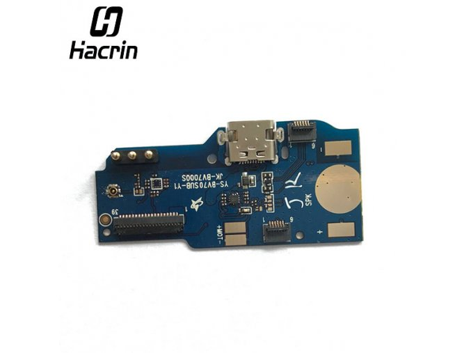 for Blackview BV7000 Pro USB Board Plug Charging Replacement assembly repairing fixing part USB Board for