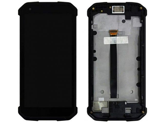 LCD displej iGET Blackview GBV9500 / BV9500 - repas