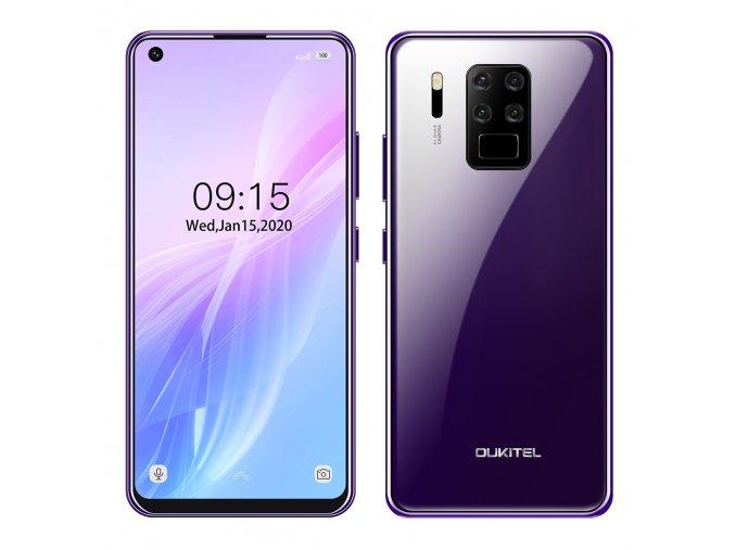 OUKITEL C18 fialova purple ipato oukitel autorizovany