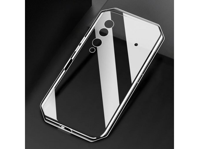 Transparent Phone Case For Blackview BL6000 Pro 5G Silicona Case Soft Black TPU Case Cover For.jpg 640x640 (1)