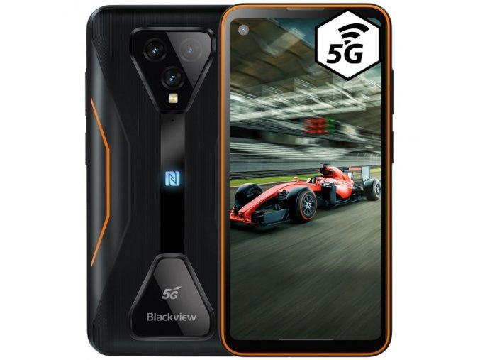 iGET Blackview GBL5000 oranžový 5G