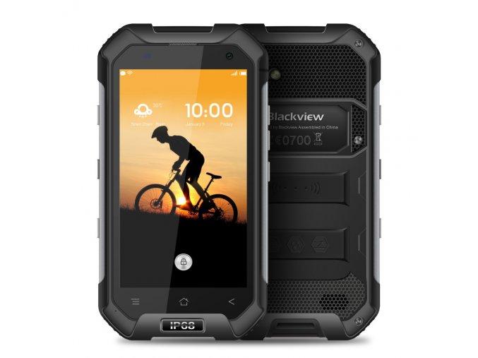 odolny telefon prehled BV6000 Blackview 11