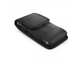 Textilní pouzdro pro odolné mobilní telefony iGET, Blackview, DOOGEE
