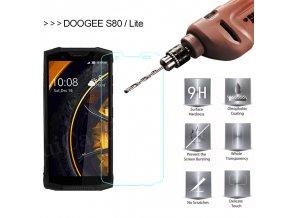 DOOGEE S80 lite ochranne sklor