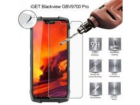 iget blackview gbv9700 bv9700 ochranne sklo tvrzene