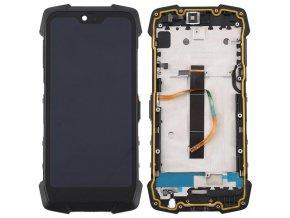 BV9700 GBV9700 PRO LCD displej dotyk sklo