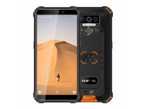 oukitel WP5 oranzova ipato odolny telefon