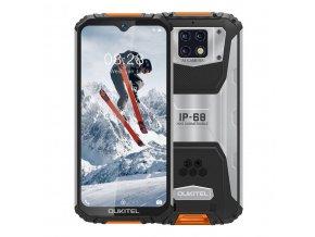 oukitel WP6 oranzova ipato odolny telefon