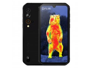 iget blackview GBV9900 pro thermo telefon s termo kamerou ipato FLIR