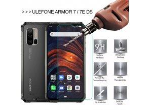 ulefone armor 7 7E DS pro ochranne sklo folie