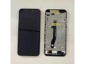 5 5 For Oukitel WP5 LCD Display Touch Screen Screen Digitizer Assembly Repair LCD Sensor Frame.jpg 640x640